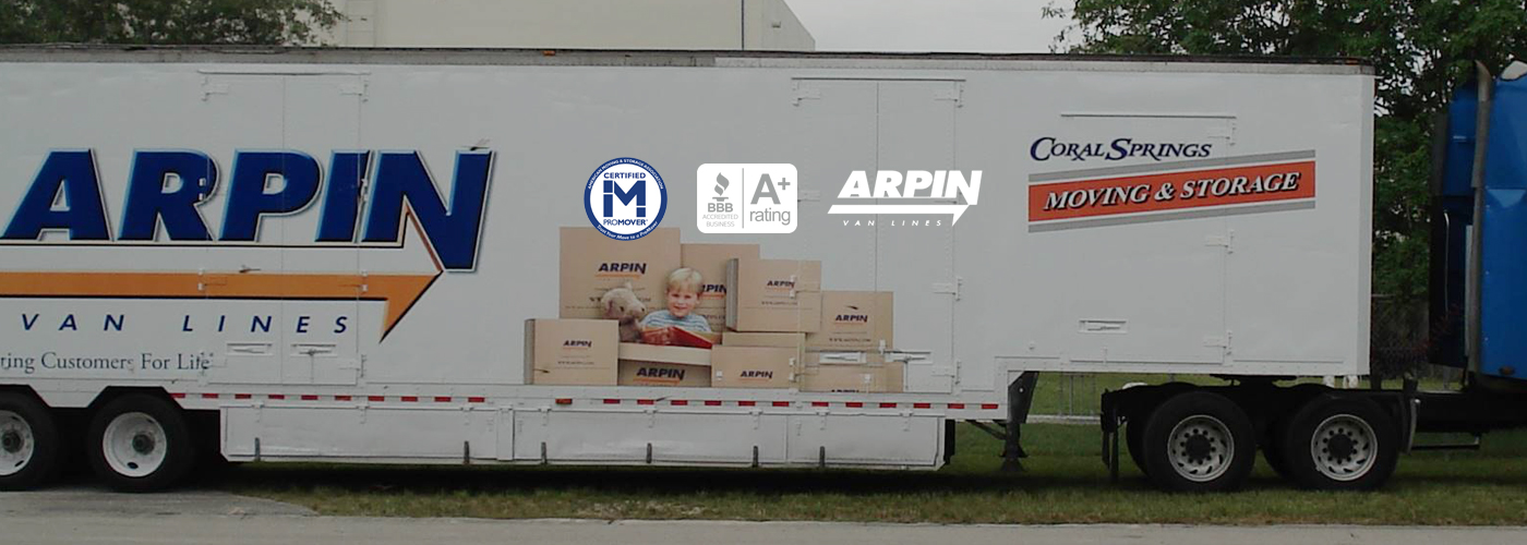 Over 40 Years Of Moving Florida Families And Businesses