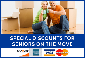 Senior Move, senior discount move, coral springs moving