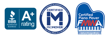 BBB, ProMover and FMWA Badges