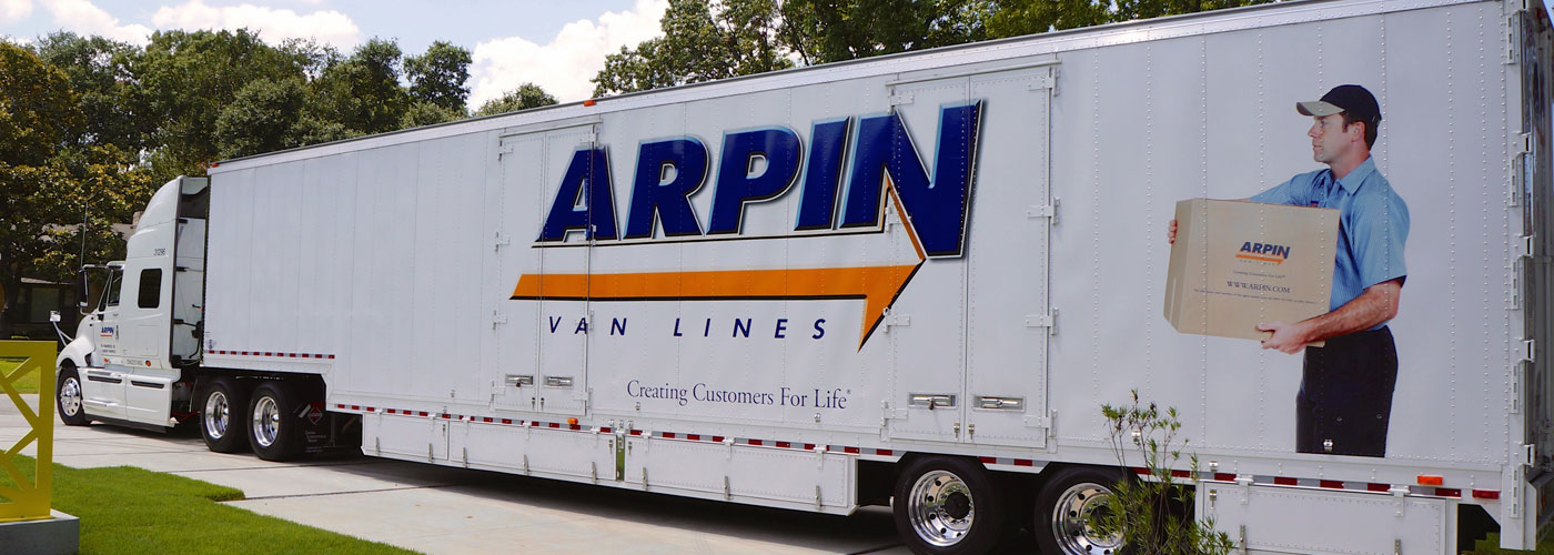 Arpin Van Truck
